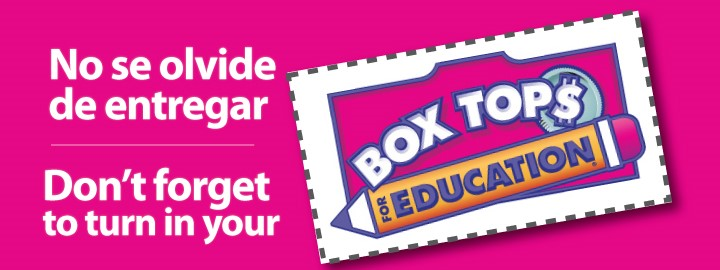 Turn in your boxtops